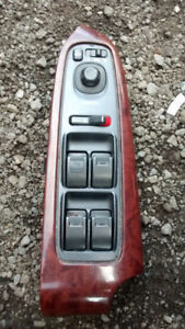 ACURA MDX  COMMANDE DE VITRES  WINDOW SWITCH