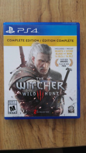 The witcher 3 ps4 trade for xbox one