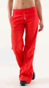 Size 6 Lululemon Studio pants