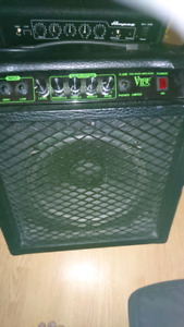 For sale or trade Peavey bass and amp combo