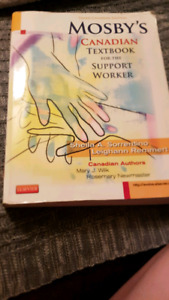 Mosbys Canadian texbook for the support worker Sheridan