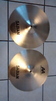 14'' Sabian AA med. high hats