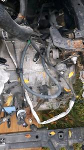 2010 Toyota Corolla Engine and transmission