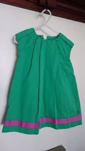Brand new Tommy Hilifigher dress 2T