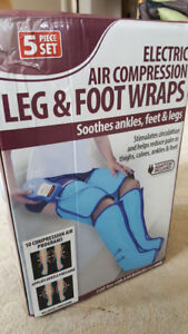 Health Beauty Care Compression Leg slimming massager