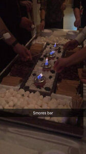Smores Bar Box for Wedding
