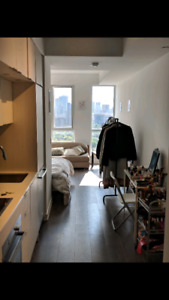 Nice batchlor studio for rent, with one week free rent