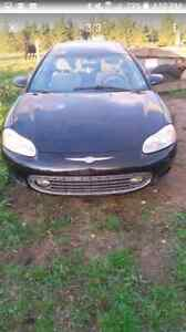 2001 sebring coupe for sale 300 obo