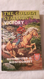 The Golden Stallion's Victory Horse Book