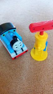 Thomas Train and Pump