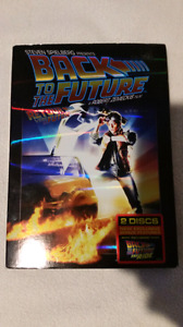 Back to the future ,2 disc