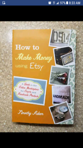 How to Sell your Crafts  Online books