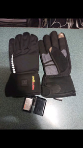 Heated Winter Gloves and Shoe Soles