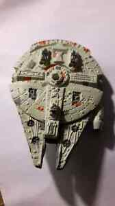 1990's Micro Machines Star Wars Ships and Miniature Figures Plus West Island Greater Montréal image 3