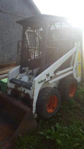 Mini bobcat