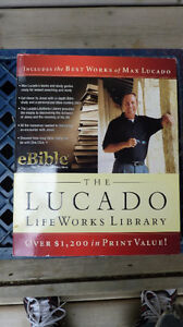 Max Lucado Lifeworks Library - Never Used
