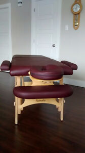 Table de massage portative professionnelle Nomade Saint-Hyacinthe Québec image 3
