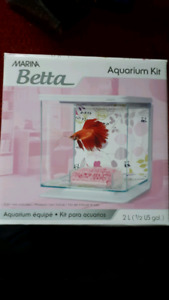 Aquarium betta kit