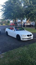 BMW 320d SE Convertible 2010 full of extras