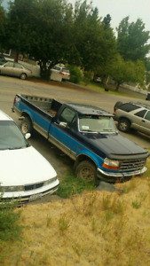 1990 f350 and 1995 f150