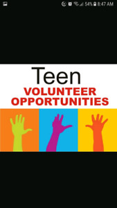 students to fill 40 hours of community service