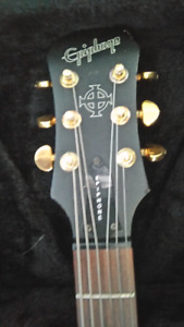 Epiphone SG Goth (made in Korea)