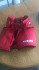 Bauer supreme total one MX3 red pant shell