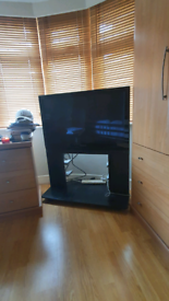 Panasonic Viera Plasma TV with remote HD Excellent set with Stand.
