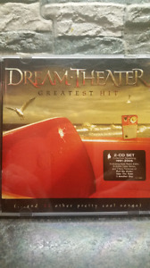 Dream theater: greatest hit ( 2cd)