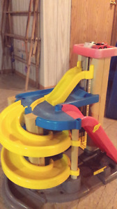 Fisher price Race toy