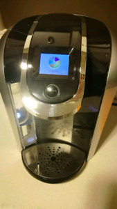 Keurig 2.0 400 modified to work with any style pod.