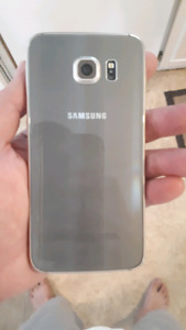 Samsung Galaxy S6 With 32 GB Memory And Case! Unlocked!
