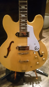 NEW PRICE!  Epiphone Casino Hollow Body Electric Guitar
