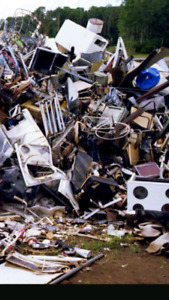 Appliance, Scrap Metal, Electronics pick up