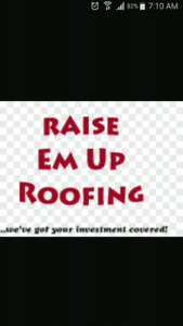 Roofing labour