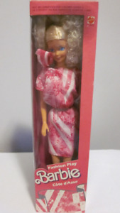 1987 Foreign Issue Mattel Fashion Play Cote D'Azur Barbie doll