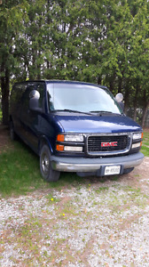2500 extended Van good work truck for sale needs work as is!!!!