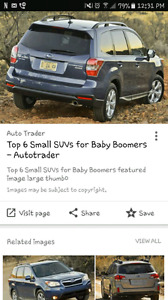 I WANT: Sedan or small SUV under $4500