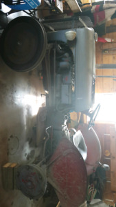 Ford 9n and suzuki quad runner 300cc for trade