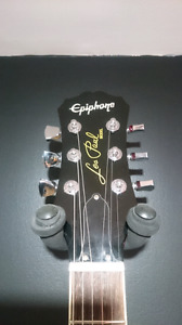 Epiphone Les Paul Standard w/ Upgrades