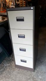 Filing Cabinet metal 4 drawer