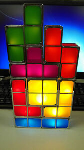 LED Tetris DIY Creative ConstructibleGame Style Stackable Lamp!! Kitchener / Waterloo Kitchener Area image 8