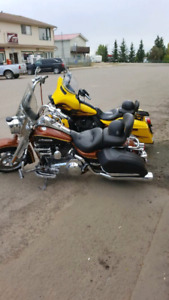2008 CVO Screaming Eagle  Road King 105 Anniversary edition