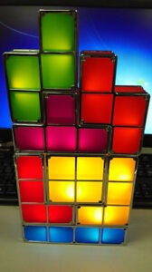LED Tetris DIY Creative ConstructibleGame Style Stackable Lamp!! Kitchener / Waterloo Kitchener Area image 9