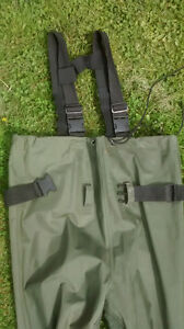 Chestwaders - Size 10 Kitchener / Waterloo Kitchener Area image 2