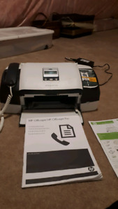 HP OFFICE JET FAX
