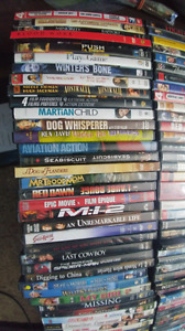 175 DVD titles for $60.00!!