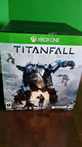 Titanfall 1 Collector's Edition. Factory sealed