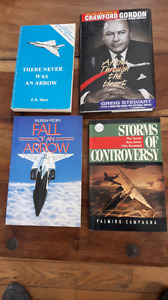4 Book collection on the Arrow