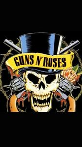 """GUNS N ROSES Tickets Close to STAGE Great Seats """"PREMIUM SEATS"""""""